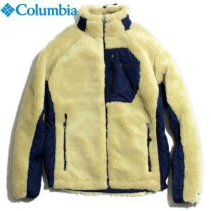 Columbia コロンビア フリースジャケット アーチャーリッジ ベージュ ナチュラル|chiki-2