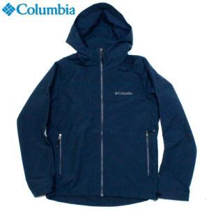 Columbia コロンビア ナイロンパーカー マウンテンパーカー 撥水加工 ネイビー|chiki-2