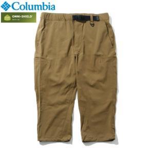 Columbia コロンビア クロップドパンツ クライミングパンツ 7分丈 ストレッチ 撥水 UVカット|chiki-2