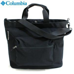 Columbia コロンビア ショルダートートバッグ 2way キャンバス 撥水加工 17L