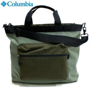 Columbia(コロンビア)のデビルハイツショルダートート。 2WAY仕様のショルダートートバッグ...