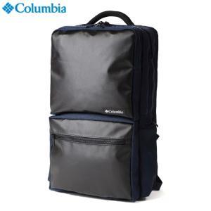 Columbia コロンビア 22L スクエア型 リュック バックパック PC収納 撥水 オムニシー...