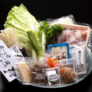 山翠のあんこう鍋セット|chiki-gift|03