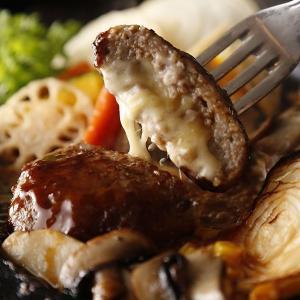 ビーフハンバーグとチーズインハンバーグ(8個)セット|chiki-gift