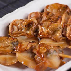 浦安の老舗 越後屋が炭火で焼く江戸前の焼き蛤と焼き浅蜊のお試しセット|chiki-gift