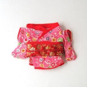 ぬいぐるみ用 和装 着物 Mサイズ chiko-mori