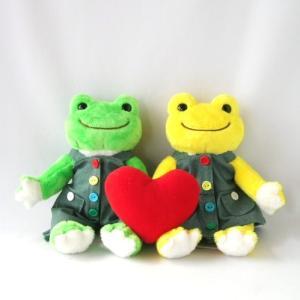 緑と黄色と赤が鮮やか!お部屋もきっと明るくなりますよ。縁起物のカエルで運気アップ! カエルのピクルス...