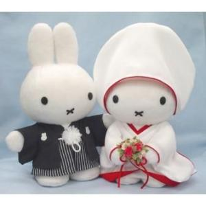 和の結婚式にぴったりのミフィー和装ウェルカムドール。白無垢姿が可愛いですね BOX入りでギフトにも最...