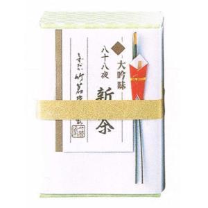 八十八夜新茶 大吟味 1.5号缶|chikumei