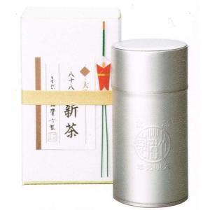 八十八夜新茶 大吟味 2号缶|chikumei