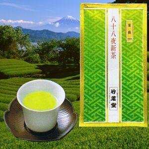 八十八夜新茶 富嶽 100g袋|chikumei