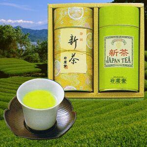 【送料無料】新茶 お詰合せ FS-100|chikumei