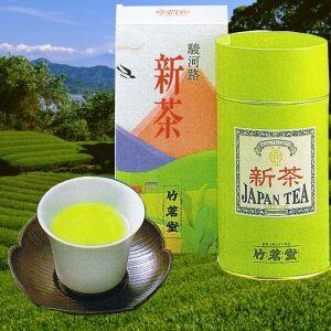 名称  :煎茶 原材料名:茶(静岡県産) 内容量 :180g