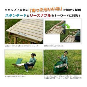 【テントファクトリー】 ウッドライン グランドテーブル TF-WLGT アウトドアテーブル ウッドテーブル 折りたたみテーブル ウッドライン |chikyuya|04