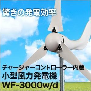 風力発電機 風力発電機 /小型 セット 家庭用 400W|chikyuya