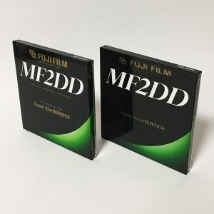 【新品】Fujifilm 2DD フロッピーディスク MF2DD MF2DDA 1(2枚セット)