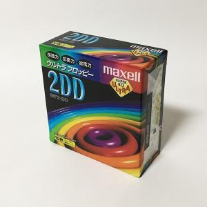 【新品】Maxell 2DD フロッピーディスク MF2-DD MF2-DD.B10P(10枚組)