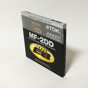 【新品】TDK 2DD フロッピーディスク MF-2DD MF-2DD-SEB