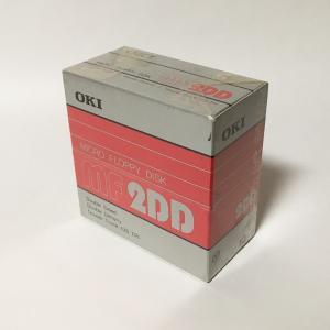 【新品】OKI 2DDフロッピーディスク MF2DD(10枚組)