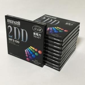 【新品】Maxell 2DD フロッピーディスク MF2-DD.1P(10枚セット)