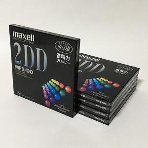 【新品】Maxell 2DD フロッピーディスク MF2-DD.1P(5枚セット)