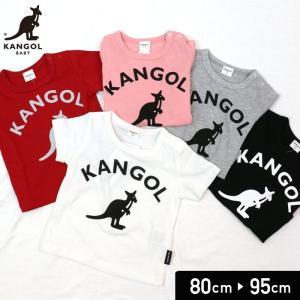 カンゴール KANGOL ベビー服 子供服 キッズ 半袖 Tシャツ ロゴ 男の子 女の子 トップス 19夏|chil2
