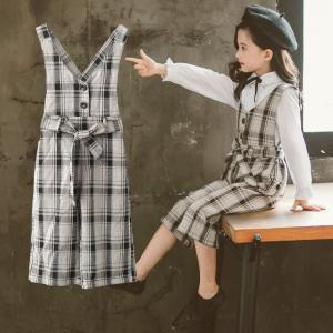 子供服 入学式 女の子 フォーマル スーツ キッズ セットアップ  トップス ボトムス フォーマル 子供 女の子 セットアップ キッズ サロペット おしゃれ|childeco