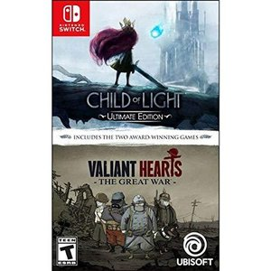 Child of Light Ultimate Edition  Valiant Hearts Th...