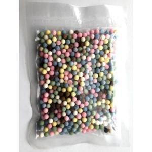 Yaosho Sago Mix Color カラータピオカミックス 100g 小粒多色西米 原産国名マレーシア 食品 食材