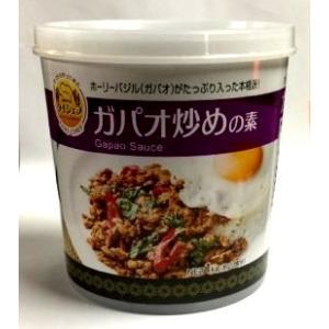 賞味期限2020年7月3日 ガパオ炒めの素 Thai Sauce Gapao Sauce 1kg タ...
