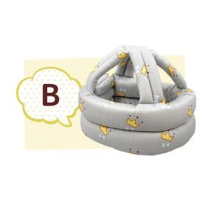 セーフティーヘルメット ベビー 乳幼児用スポンジヘルメット はいはい よちよち歩き サッドガード 安全対策 セーフティグッズ|chinavi|06