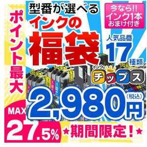 インク 福袋  互換インク 人気型番 BCI-371XL+3...