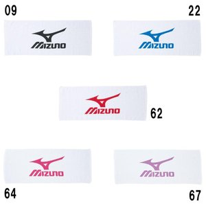 ミズノフェイスタオル 袋入りA60ZT307バドミントン テニス ソフトテニス スポーツタオルMIZUNO 2017年春夏モデル ゆうパケット対応 在庫品