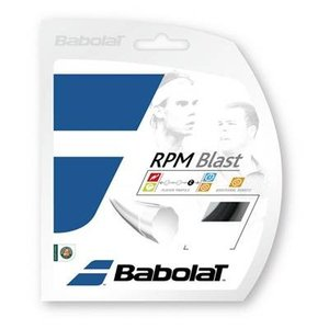 バボラ RPMブラスト 12m BA241101 硬式テニス テニスガット ストリング