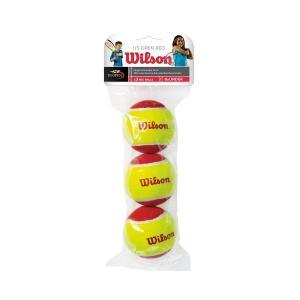 ウイルソン  スターター テニスレッドボール wrt137001  テニス ボール ジュニア用  Wilson 在庫品