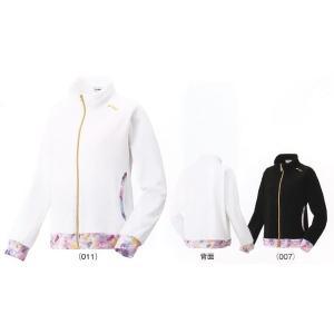 ヨネックス WOMEN ニットウォームアップシャツ 57023 バドミントン テニス レディース 2...