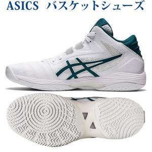 予約 アシックス バスケットシューズ ゲルフープ V13 1063A035-101 ホワイト/ベルベットパイン ユニセックス 2021SS chispo