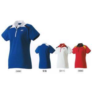 ヨネックス レディースシャツ スリムロングフィットタイプ 20241 バドミントン テニス YONEX 2015年春夏モデル ゆうパケット対応 タイムセール 在庫品|chispo