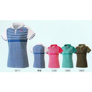 ヨネックス レディースシャツ スリムロングフィットタイプ 20243 バドミントン テニス YONEX 2015年春夏モデル ゆうパケット対応 タイムセール4 在庫品|chispo