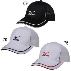 ミズノキャップ62JW7001テニス ソフトテニス 帽子 ユ...