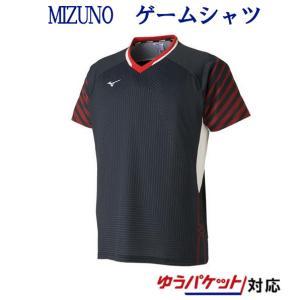 運動時の動きやすさを追求したウエア設計。  ■品番:72MA9001 ■商品名:ゲームシャツ(日本ユ...