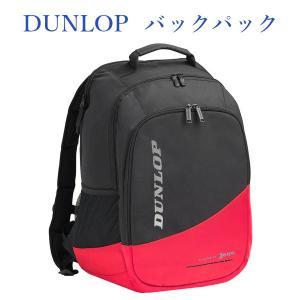 ダンロップ バックパック(ラケット2本収納可) DTC-2184 2021SS テニス ソフトテニス|chispo