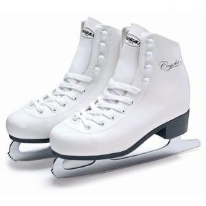 フィギュアスケート ザイラス F−130 クリスタル2 約45%OFF! フィギュアスケート 靴