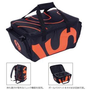 スリクソン ソフトテニスボールバッグ STAC-002 軟式テニス ボールケース リュック SRIXON 在庫品