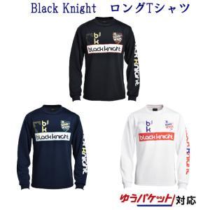 ブラックナイト BK ロングTシャツ T-9250 メンズ ユニセックス 2019AW バドミントン ゆうパケット(メール便)対応