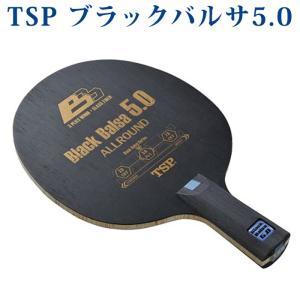 TSP ブラックバルサ5.0 CHN 021253 2018SS 卓球 取寄品