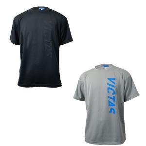 VICTAS V-OTS-0002 776106 ユニセックス 限定Tシャツ 卓球 VICTAS|chispo