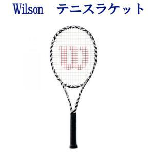 ダズルデザインを纏った、クリアな打球感とパワーを発揮する軽量PRO STAFF。  ■品番:WR00...