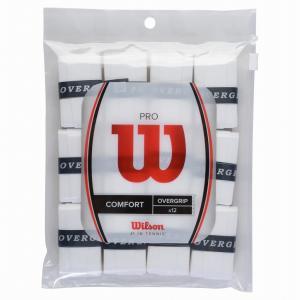 ウィルソン グリップテープ プロ・オーバーグリップ12本入り(ウエットタイプ) wrz4022 30%OFF! Wilson