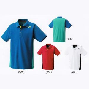 ヨネックスJUNIOR ポロシャツ10167Jバドミントン テニス ウエア ゲームシャツジュニア 子供用YONEX 2017年春夏モデル ゆうパケット(メール便)対応 在庫品|chispo